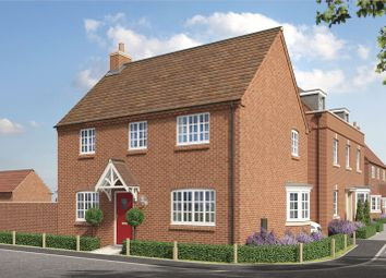 Thumbnail 3 bed detached house for sale in Foxhill, Northampton Road, Brackley
