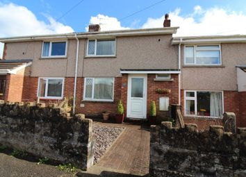 Thumbnail 2 bed terraced house for sale in Sirhowy View, Pontllanfraith, Blackwood