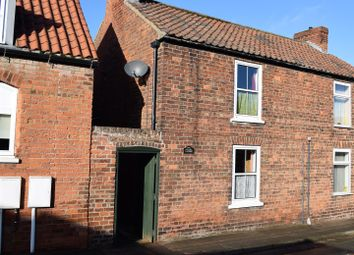 Thumbnail 1 bed cottage for sale in Low Street, South Ferriby, Barton-Upon-Humber