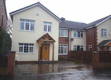 Thumbnail 4 bedroom semi-detached house for sale in Hazelhurst Road, Worsley, Manchester
