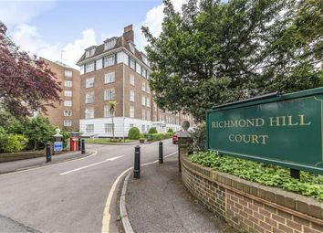 3 bed flat for sale in Richmond Hill Court, Richmond TW10