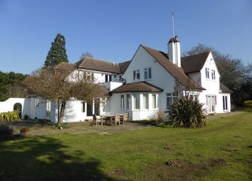 Thumbnail 5 bed detached house to rent in Horsley Road, Cobham