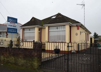 Thumbnail 2 bed detached bungalow for sale in Marlpit Lane, Porthcawl