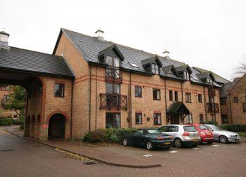 Thumbnail 1 bedroom flat to rent in Lawrence Moorings, Sheering Mill Lane, Sawbridgeworth, Herts