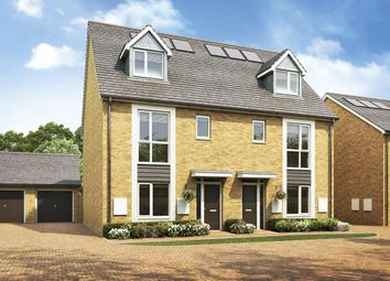 Thumbnail 4 bed end terrace house for sale in Plot 29, The Valentia, St. Andrew's Park, Uxbridge