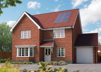 "Thumbnail 5 bed property for sale in ""The Oxford"" at Silfield Road, Wymondham"