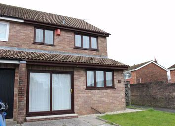 Thumbnail 3 bedroom semi-detached house for sale in Heol Y Waun, Pontlliw, Swansea