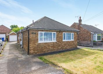 Thumbnail 2 bed detached bungalow for sale in Rushy Moor Lane, Askern, Doncaster
