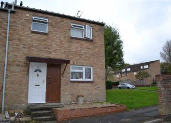Thumbnail 3 bed end terrace house for sale in Warneford Close, Toothill, Swindon