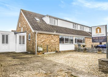 Thumbnail 3 bed bungalow for sale in Wenrisc Drive, Minster Lovell, Witney