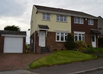Thumbnail 3 bedroom semi-detached house to rent in Pastoral Way, Sketty, Swansea