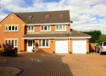 Thumbnail 5 bed detached house for sale in Front Street, Etherley Dene, Bishop Auckland