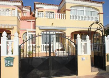 Thumbnail 2 bed terraced house for sale in El Chaparral, Torrevieja, Spain