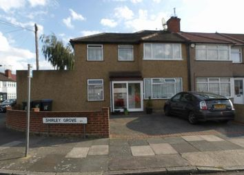 Thumbnail 3 bed terraced house for sale in Shirley Grove, London