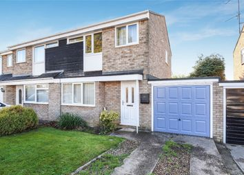 Thumbnail 3 bed semi-detached house for sale in Lincroft, Oakley, Bedford