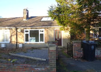 Thumbnail 1 bed bungalow to rent in Cromer Lea, Frosterley