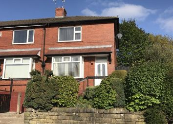 Thumbnail 2 bed semi-detached house for sale in Flaxfield Avenue, Stalybridge, Greater Manchester