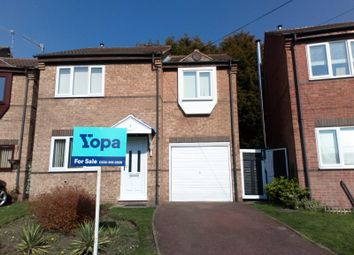 3 bed detached house for sale in Venus Close, Nottingham NG6