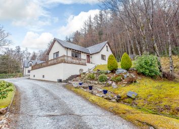 Thumbnail 5 bed detached house for sale in Woodend, Brecklet, Ballachulish