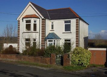 Thumbnail 3 bed detached house for sale in Hafod Road, Ammanford