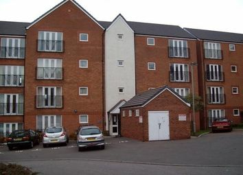 Thumbnail 2 bed flat to rent in Aintree House, Terret Close, Walsall