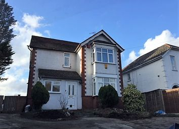 Thumbnail 4 bed detached house to rent in Loddon Bridge Road, Woodley, Reading