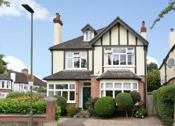 Thumbnail 6 bed detached house for sale in Elm Road, Beckenham