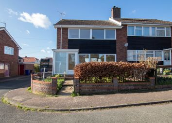 3 bed semi-detached house for sale in Westfield, Clare, Sudbury CO10