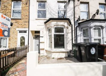 Thumbnail 2 bed flat for sale in Lindley Road, London