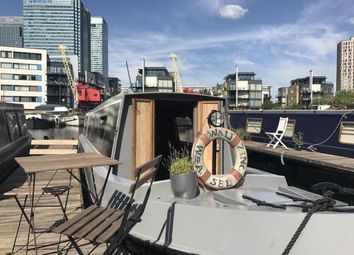 Thumbnail 1 bed detached house to rent in Boardwalk Place, London