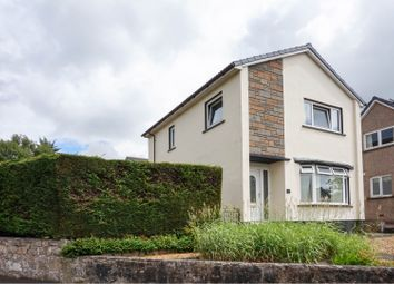 Thumbnail 3 bed detached house for sale in St. Andrews Crescent, Dumbarton