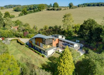 Thumbnail 5 bed detached house for sale in Newnham Hill, Henley-On-Thames