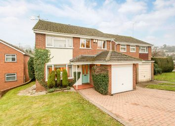 Thumbnail 4 bedroom detached house for sale in Deanfield Road, Henley-On-Thames