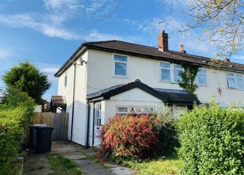Thumbnail Terraced house for sale in Tatton Road, Crewe