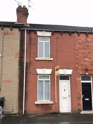 Thumbnail 2 bed terraced house to rent in Milbanke Street, Doncaster