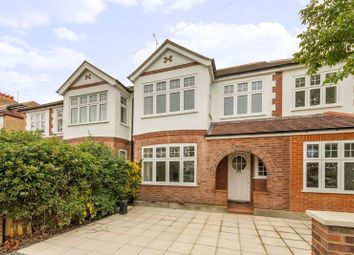 Thumbnail 5 bed semi-detached house to rent in Chelwood Gardens, Kew, Richmond