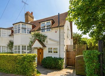 Denman Drive, London NW11. 4 bed semi-detached house
