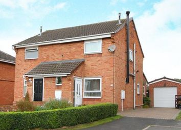 Thumbnail 2 bed semi-detached house for sale in Redfern Grove, Waterthorpe, Sheffield, South Yorkshire