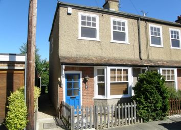 Thumbnail 2 bed cottage to rent in Beresford Road, St Albans, Hertfordshire