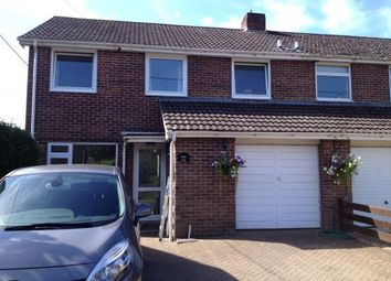 Thumbnail 3 bed semi-detached house to rent in Pine Lea Grove Lane Redlynch, Salisbury