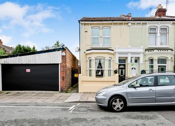 Thumbnail 3 bedroom end terrace house for sale in Douglas Road, Portsmouth