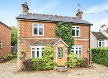 Thumbnail 4 bed detached house for sale in Wrecclesham, Farnham, Surrey