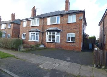 Thumbnail 3 bed semi-detached house for sale in Monsall Drive, Macclesfield, Cheshire, Macclesfield