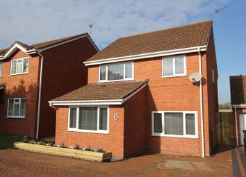 Thumbnail 4 bed detached house for sale in Church Meadow, Boverton, Llantwit Major