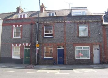 Thumbnail 2 bed terraced house to rent in Western Road, Lewes