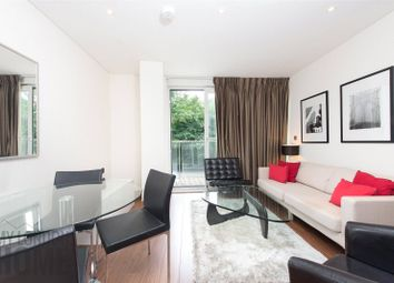 Thumbnail 1 bed flat to rent in Lanson Building, Chelsea Bridge Wharf, Queenstown Road, London