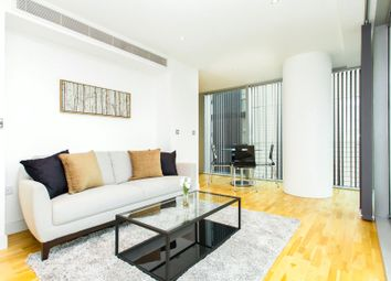 Thumbnail 1 bedroom flat to rent in Landmark West Tower, 22 Marsh Wall