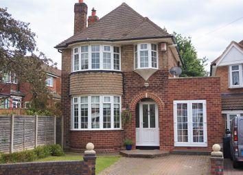 Thumbnail 3 bed detached house for sale in Chestergate Croft, Erdington, Birmingham