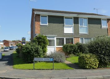 Thumbnail 3 bed semi-detached house for sale in Loxwood Close, Whitfield, Dover