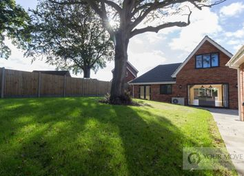 Thumbnail 3 bedroom bungalow for sale in Beech Grove Gilpin Road, Lowestoft